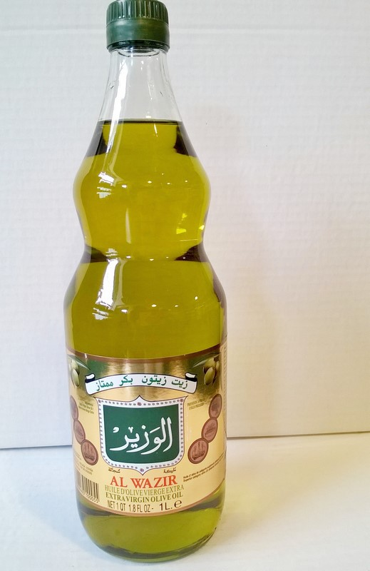 Al wazir huile d'olive 1L