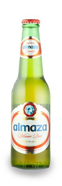 Almaza Bière Libanaise