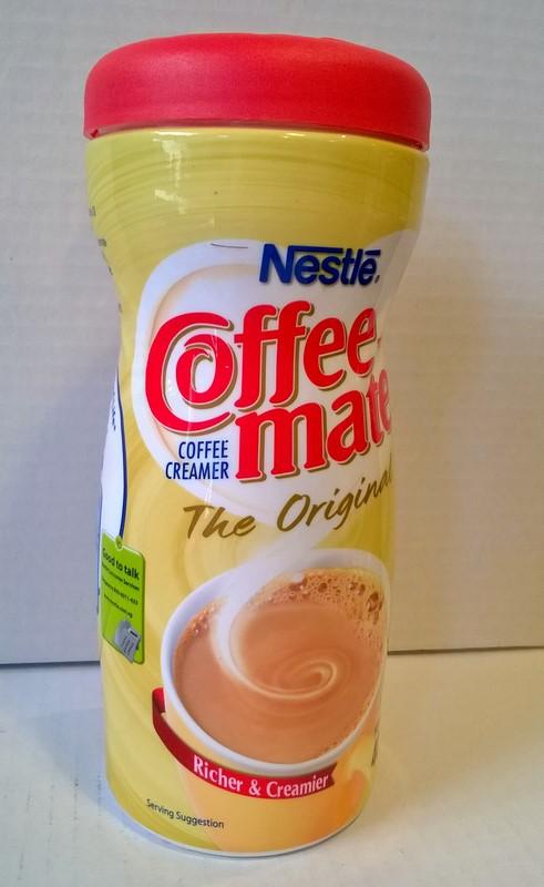coffee-mate original 400 grs