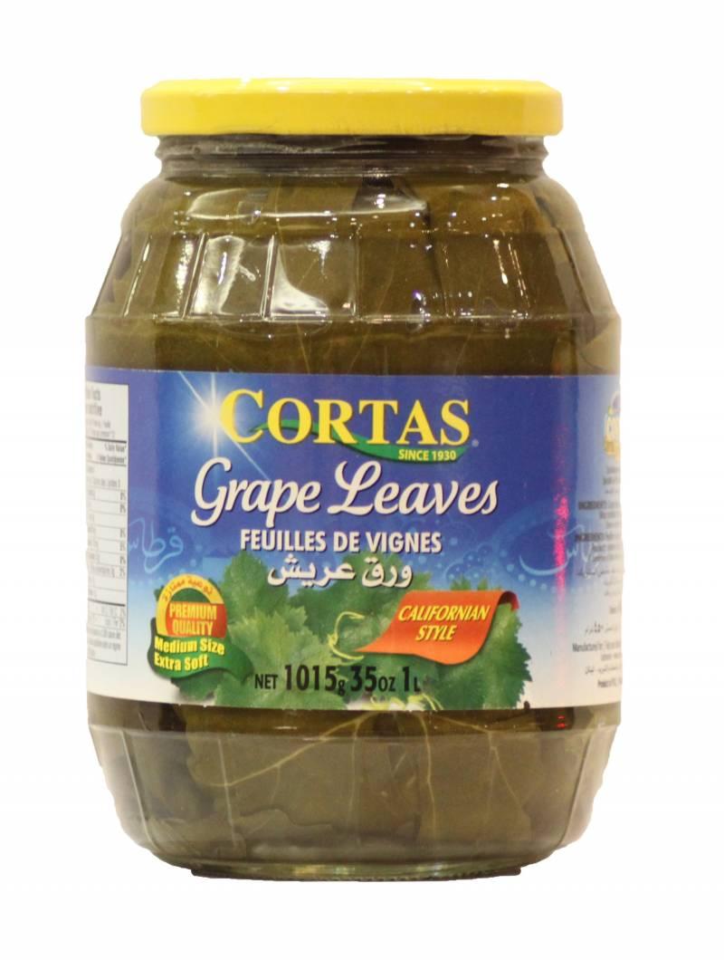 Feuilles de vignes Cortas