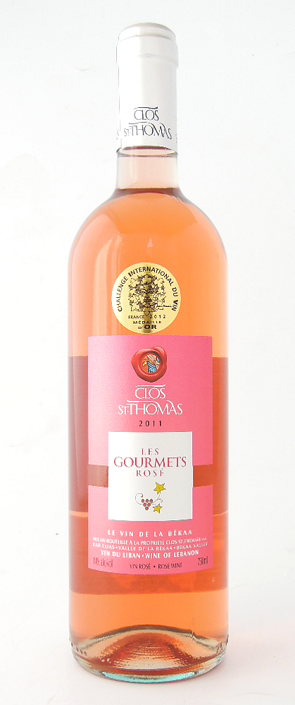 Saint Thomas Gourmets Rosé Lyon