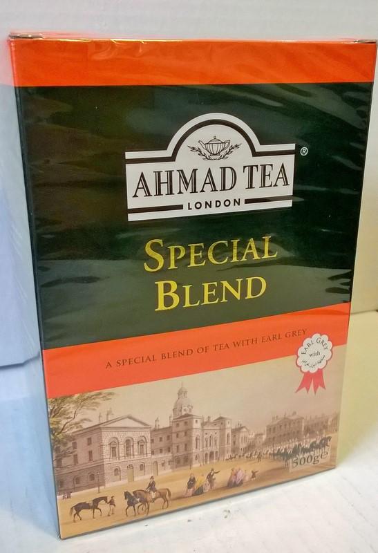 Thé noir arôme bergamote 500 grs