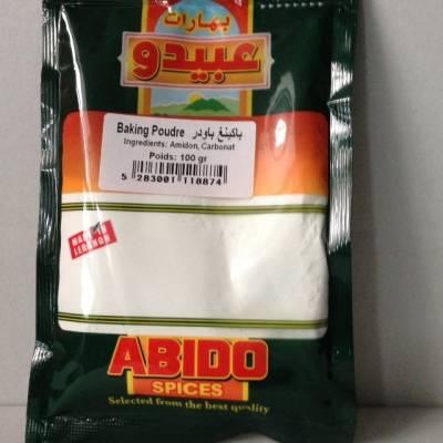 baking poudre abido