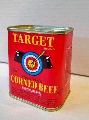 Corned beef Target brand 340 gr
