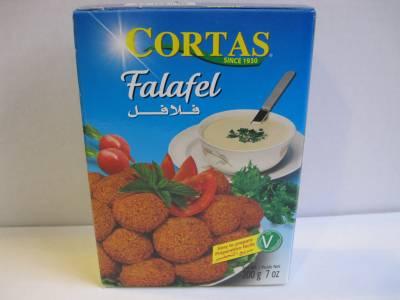 Pr�paration pour Falafel - Cortas