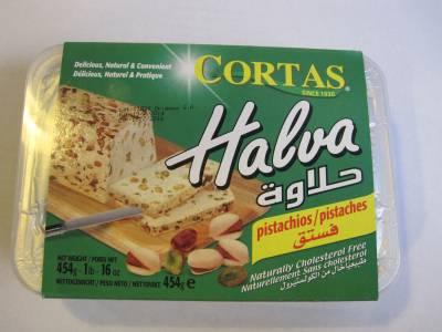 Halawa aux pistaches Cortas 454g