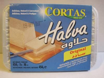 Halawa nature Cortas 454 g
