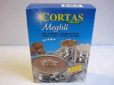 Meghli - Cortas