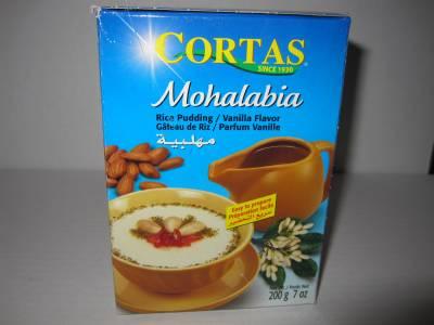 Mohalabia Cortas 200g