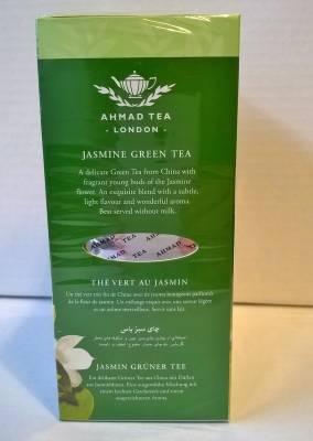 Thé vert arôme jasmin 500 grs