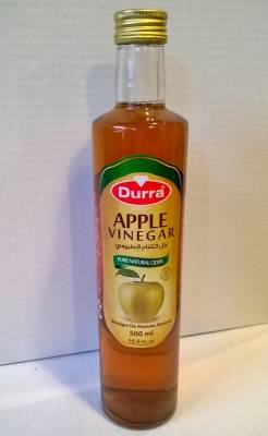 Vinaigre de pomme naturel 500 ml